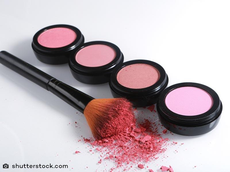 Blush on untuk cerah natural