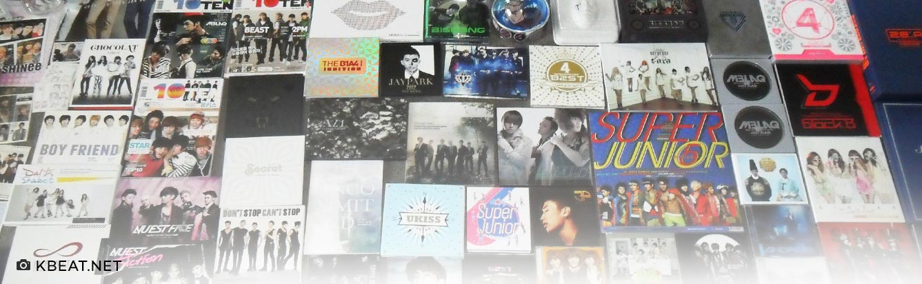 3 Tips Aman Beli Album Idol K-Pop