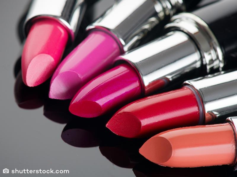 Lipstik untuk memperindah