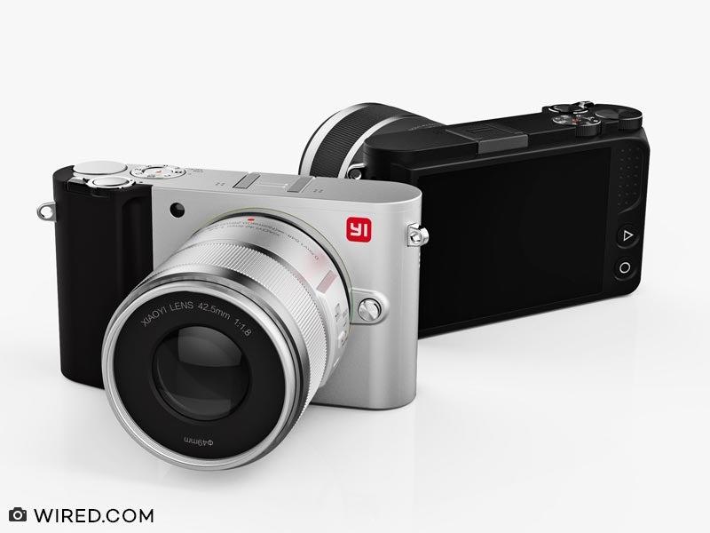 Mirrorless Kamera Xiaomi Xiaoyi M1 Kit 12 40 mm
