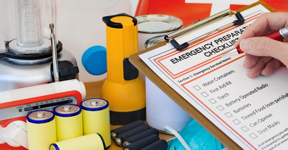 Emergency preparation Stockpile Inventory Management