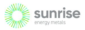 Sunrise Battery Metals Limited