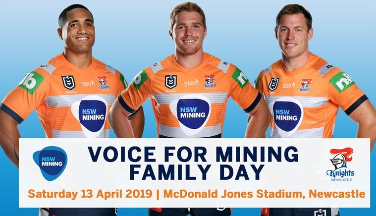 2019 Voice For Mining Family Day