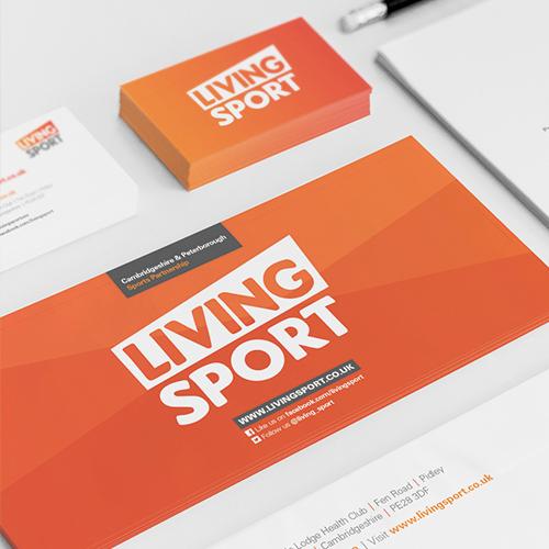 Bespoke Print Living Sport