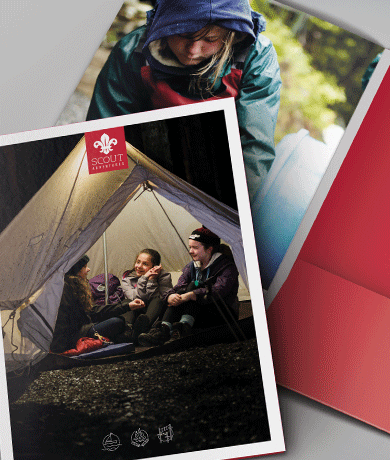 Scouts Marketing Materials