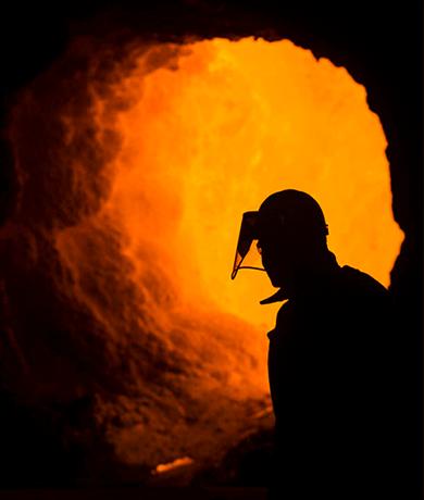 British Steel Work Photography