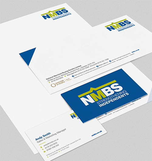 NMBS stationery set