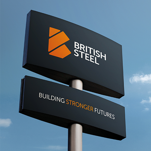 Brand Creation British Streel