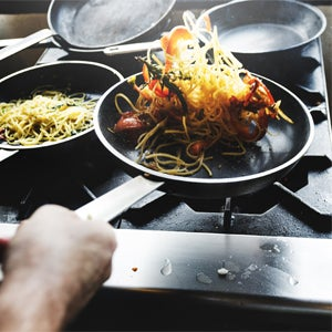 Andy Clayton Cooking