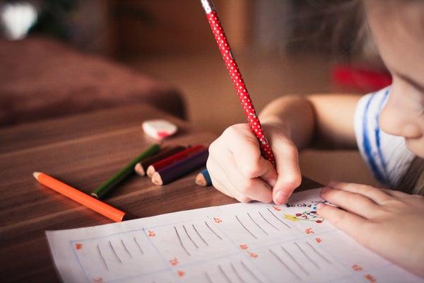 nauka pisania grafomotoryka dysgrafia