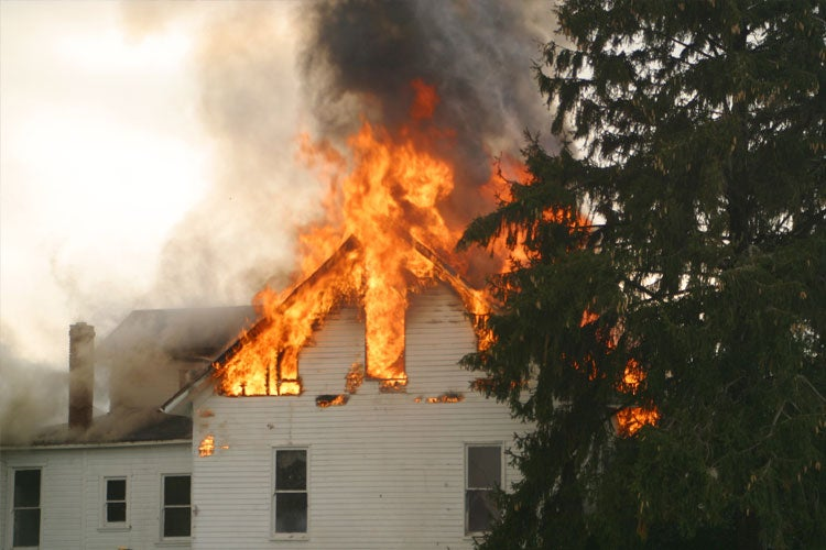 Does Home Insurance Cover Fire Damage in Illinois
