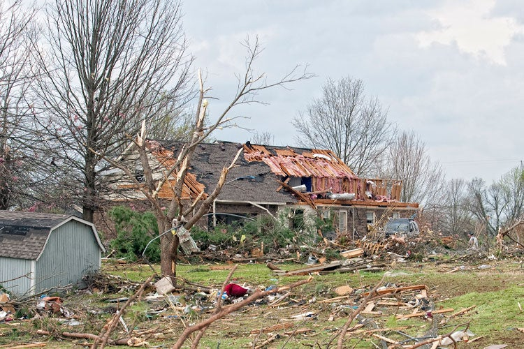 Does Homeowners Insurance Cover Tornado Damage in Tennessee
