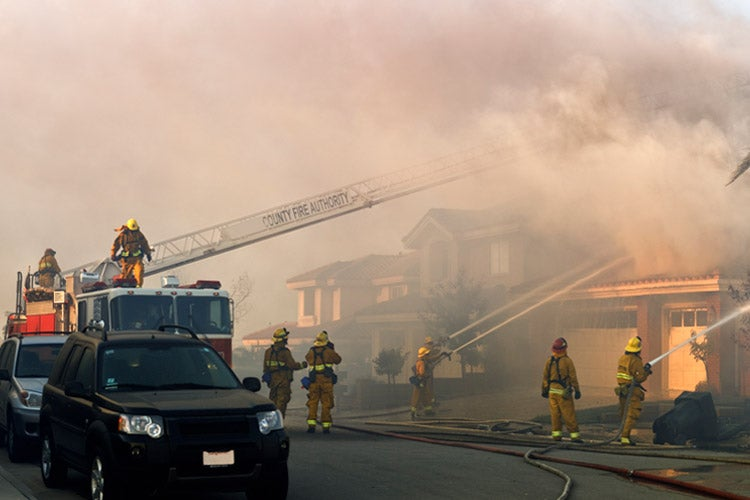 Does Home Insurance Cover Fire Damage in Tennessee