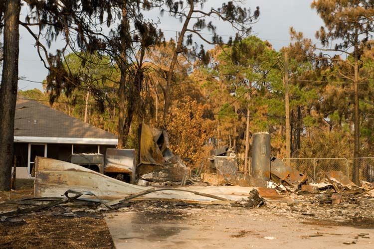 Does Home Insurance Cover Fire in Florida