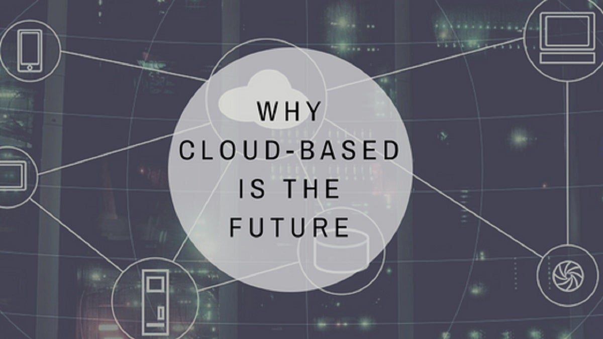 Why Cloud-Based is the Future
