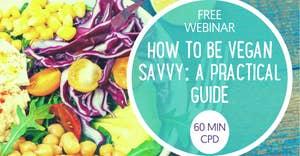 Savvy Vegan Nutrient Tips