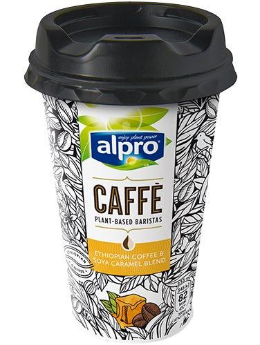 De eerste IJskoffies van Alpro