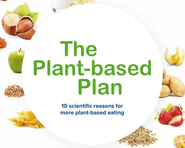 White Paper Plant-based Plan