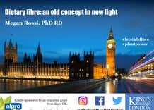 Fibre & Health Nov 2018 Webinar Slides - Dr Rossi, KCL