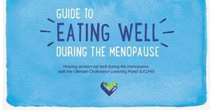 The UCLP© guide to help over 50% of menopausal women tackle their increased risk for heart disease