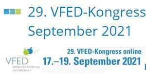 Digitaler VFED-Kongress 2021: Wir sind dabei!