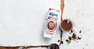 Verras met de nieuwe Alpro soya Choco Drink 100Kcal!