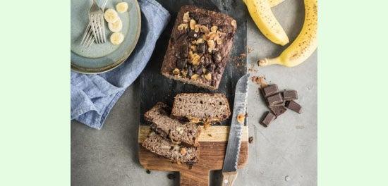 Recept: bananenbrood!