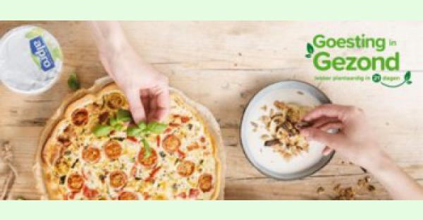 Met de campagne 'Goesting in Gezond' helpt Alpro mensen in 21 dagen op weg naar een meer plantaardig eetpatroon.