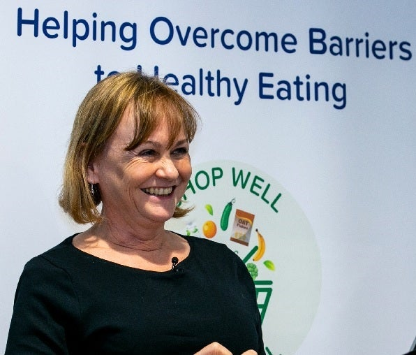 Sue Baic:  The practicalities of changing behaviour