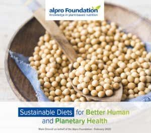 E-Boek: 'Een meer plantaardige voeding voor de planeet'