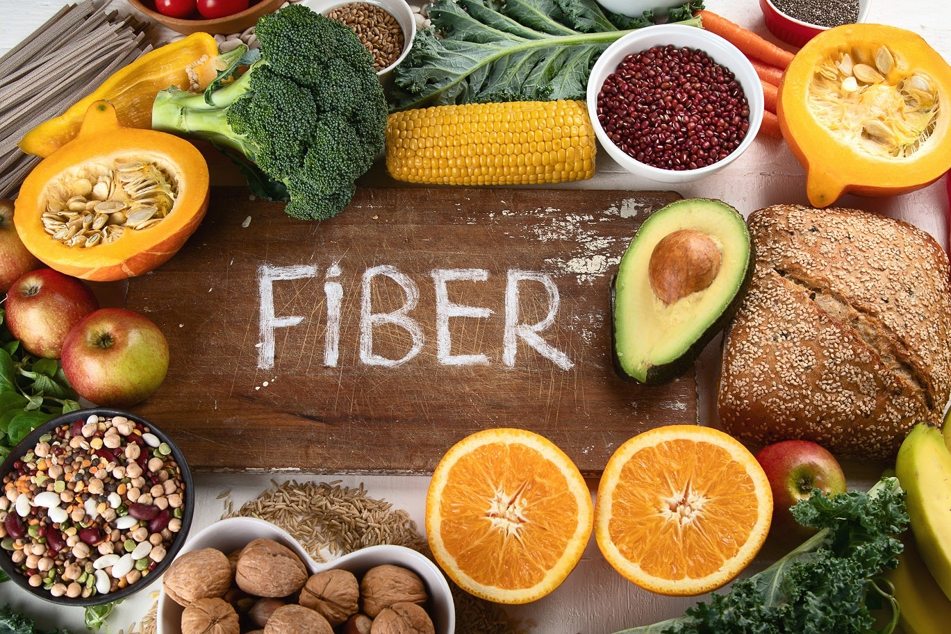 WHO confirms the SACN's fibre message: higher intakes needed for optimum health