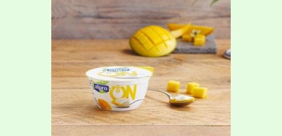 Nieuw: Alpro Go On met fruitlaagje!
