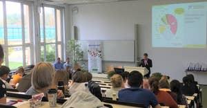 Alpro Foundation Studentensymposium in Bernburg (Saale)