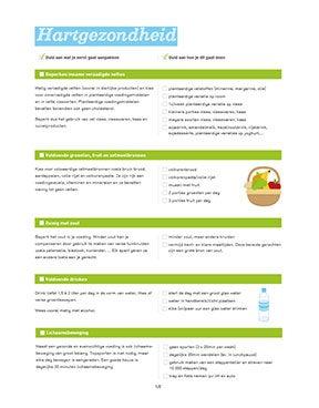Informatie Hartgezondheid