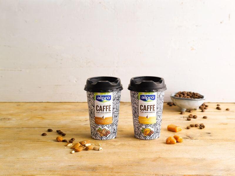 Nieuw: Alpro Caffè