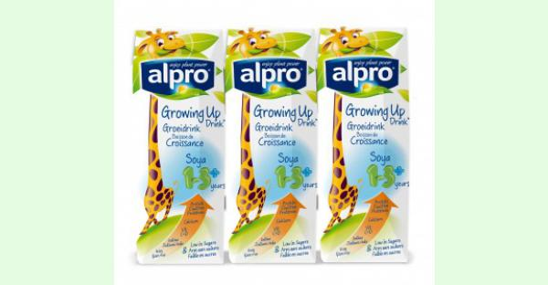Alpro Growing Up Soya Drink 1-3+ years