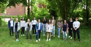 Klasse aus Quakenbrück gewinnt Alpro Young Professionals Rezeptwettbewerb