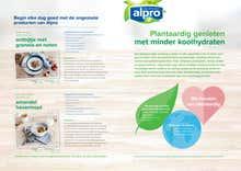 Plantaardige voeding & Koolhydraten