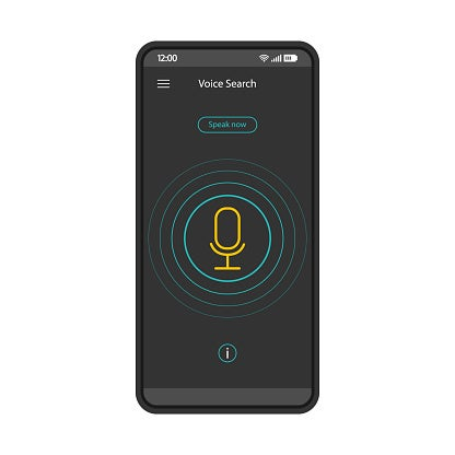 Voice Search on Mobile phone