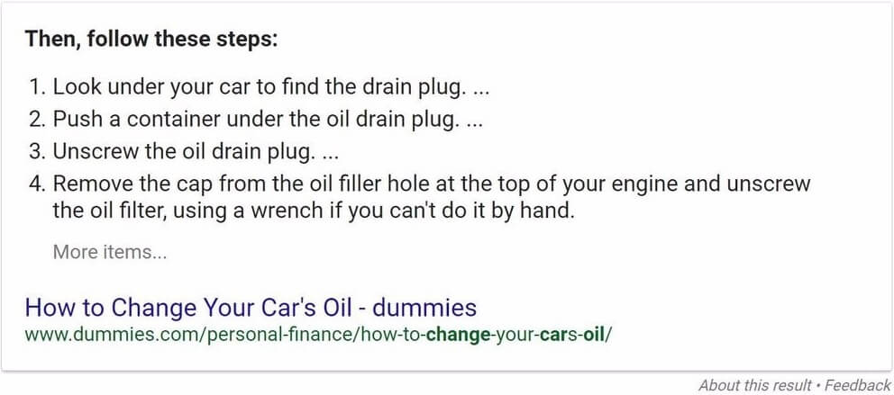How to Change your oil Image