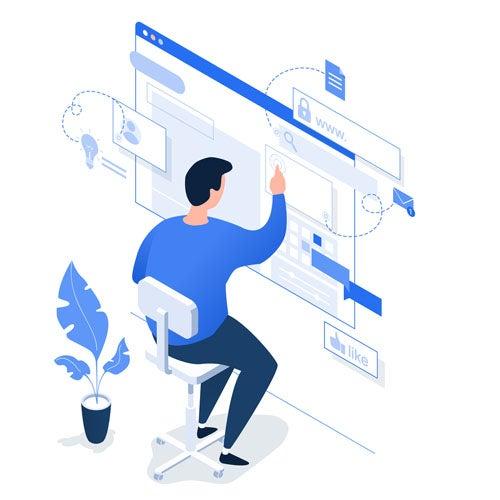 Website Design Banking