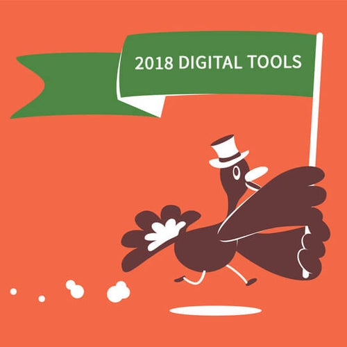 Digital tools thankful