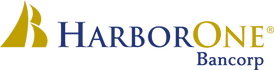 HarborOne bank logo - color