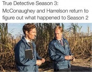 Season 2 True Detective