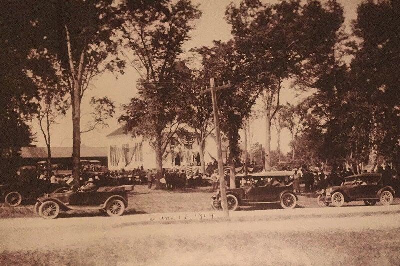 June 13, 1919 Armistice Day Celebration