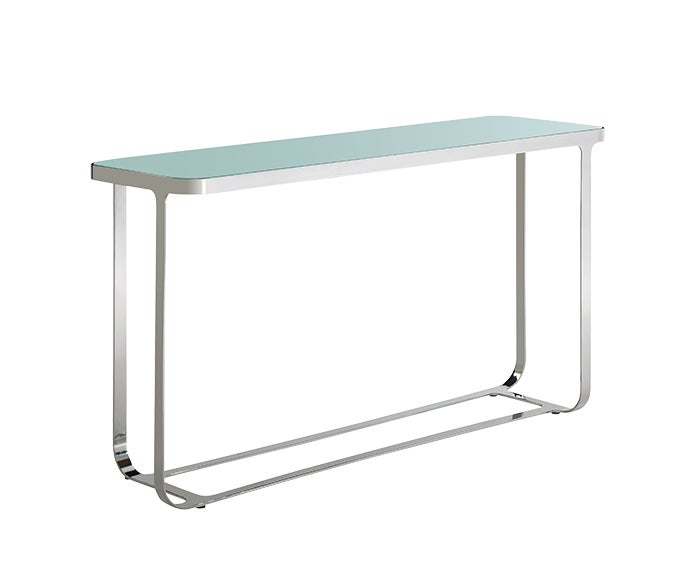 Image of ACD-21404-03-WG.stockholm_console_white_glass.jpg