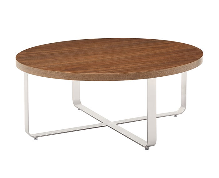 Image of ACD-20901-01R-NW.artesia_round_cocktail_natural_walnut.jpg
