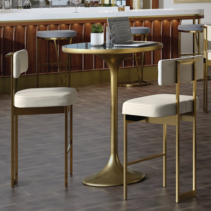 Spire Bar Table