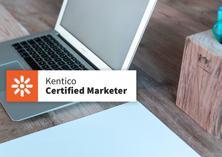 Mike Wills Re-certifies as Kentico Xperience Certified Marketer