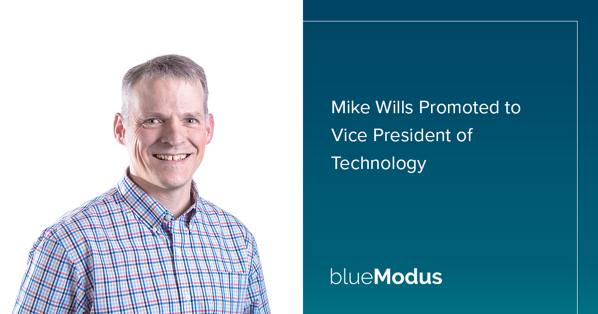 Mike Wills Promoted to Vice President of Technology